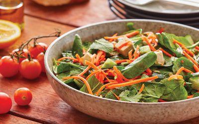 Family side salad